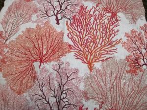 tissu corail graphique et transparent -dabovilletapissierpau